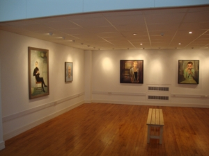 Lewis Gallery Exhibition in 2013